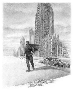 """alt=""""ilustracion miguel navia novela ilustrada sobre mundos remotos"""""""