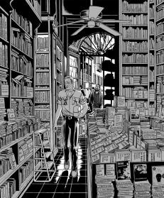 """alt=""""ilustracion miguel navia chueca libreria galdos"""""""