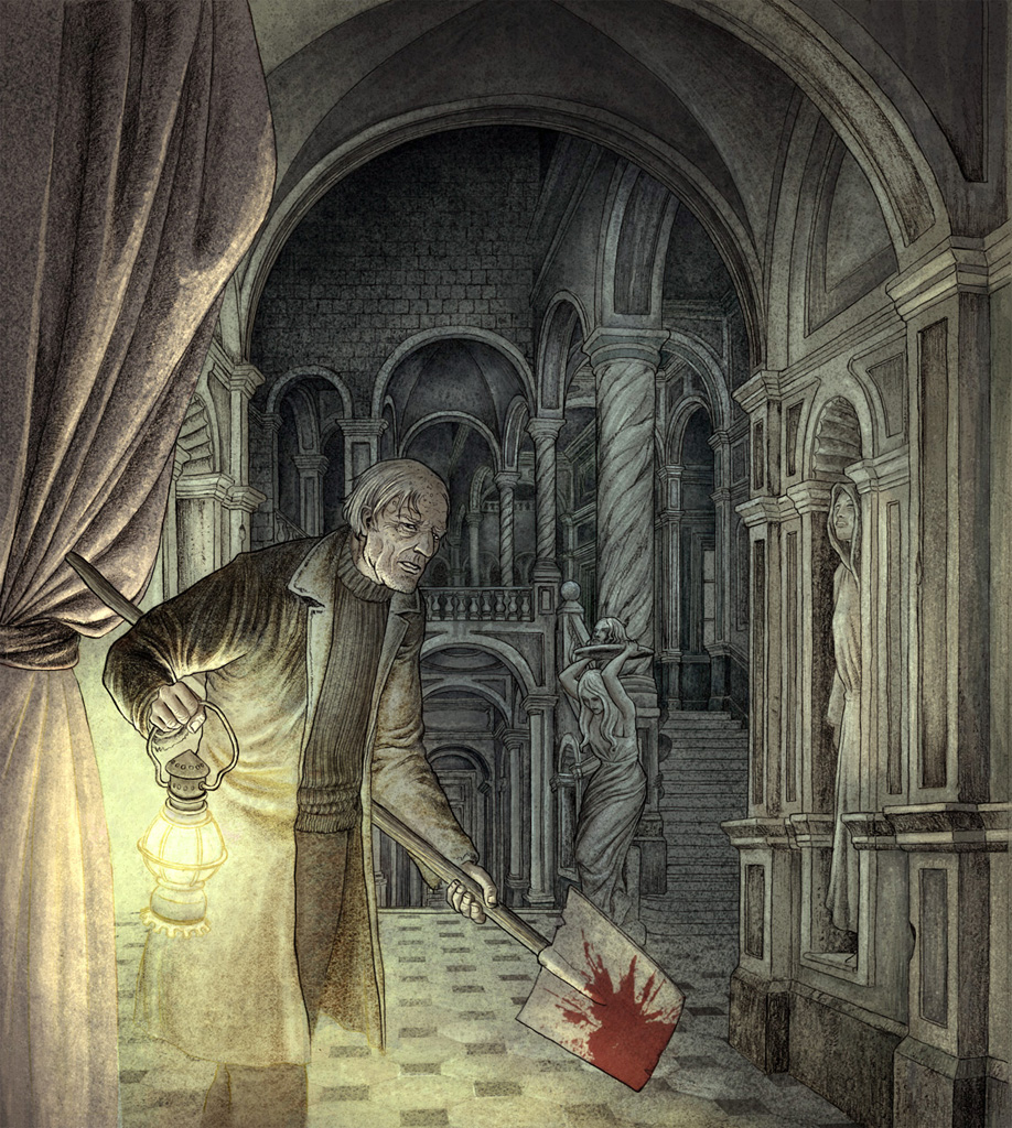 canterville ghost chapter 1 summary essay When mr hiram b otis, the american minister, bought canterville chase, every one told him he was doing a very foolish thing, as there was no doubt at all that the place was haunted.