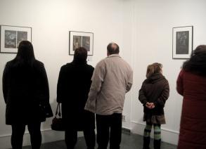 Exposición 'Ilustraciones y viñetas'