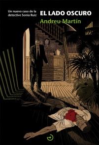 Ilustración de portada para la novela negra de Andreu Martín dentro de la serie sobre la detective privado Sonia Ruiz